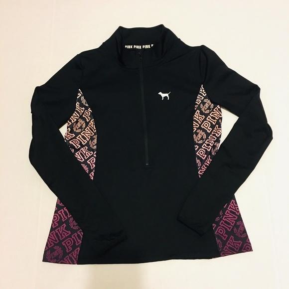 b1336865f01b3 Victoria Secret Pink Ultimate jacket 1/2 zip. M_5c2c2e331b3294a82738c072